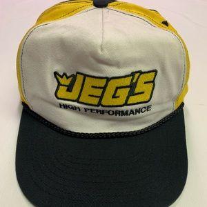 Vintage JEGS Men's SnapBack Hat